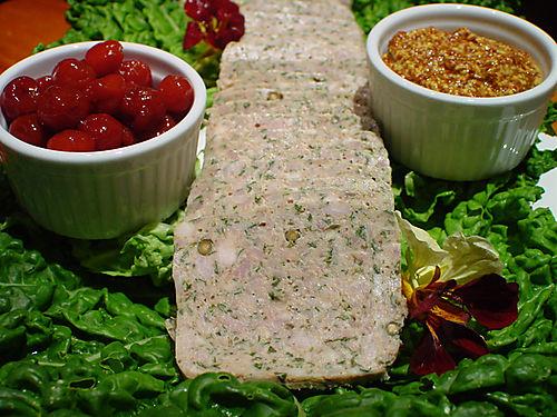 Sliced-Paté