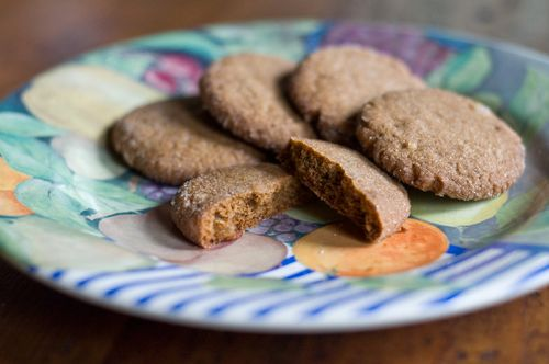 Double-Gingersnaps