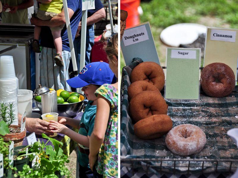 Donuts-and-lemonade