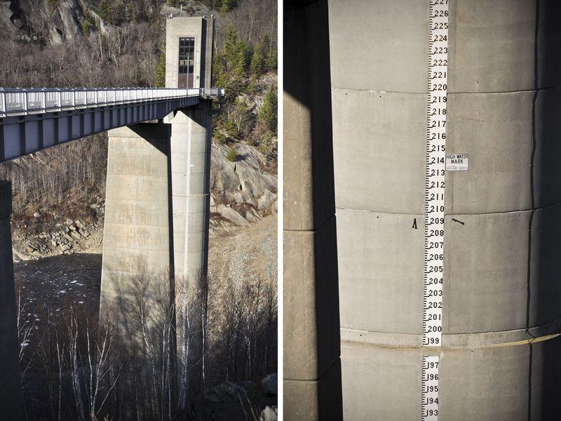 Dam-Tower
