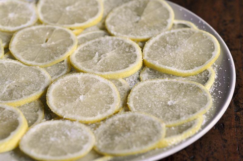 Salted-Lemons