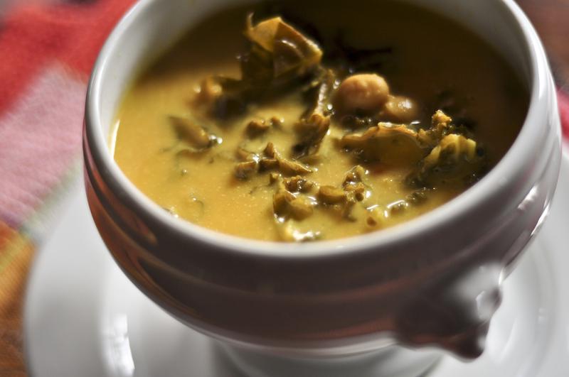 Squash Soup 3